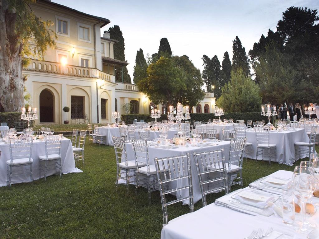 Villa Lago Roma