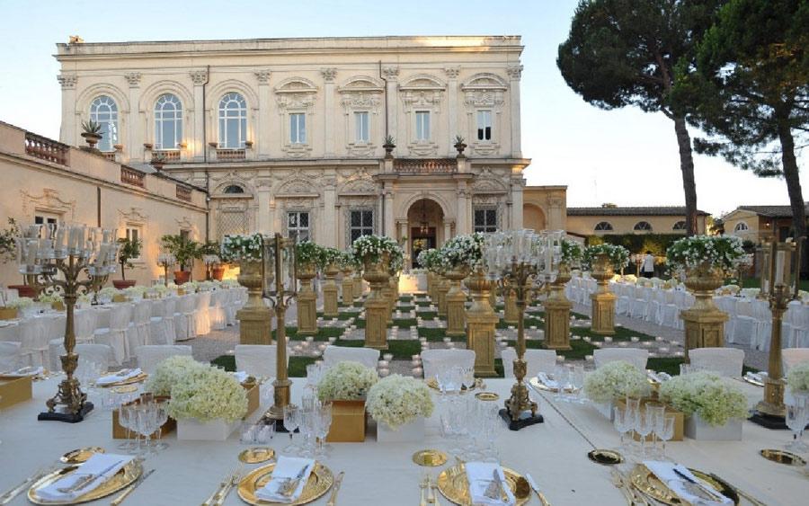 Roma Villa Aurelia